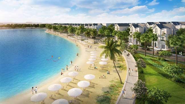 Ý tưởng thiết kế dự án Vinhomes Ocean Park