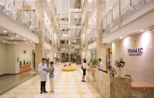 Bệnh viện Vinmec- Dịch vụ khám chữa bệnh tiêu chuẩn 5S