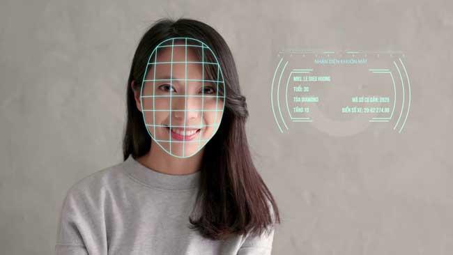 Hệ thống camera đa lớp tích hợp trí tuệ nhân tạo tự động nhận diện khuôn mặt