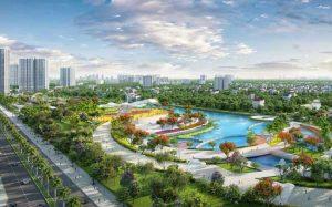 Phối cảnh tiện ích Vinhome Smart City