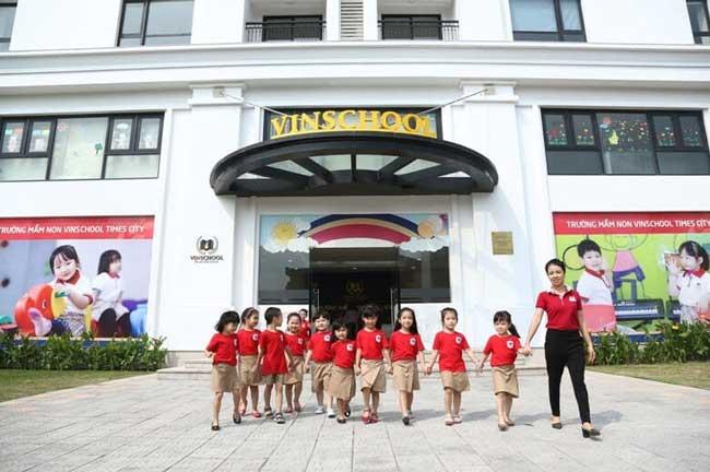 Trường liên cấp quốc tế Vinschool