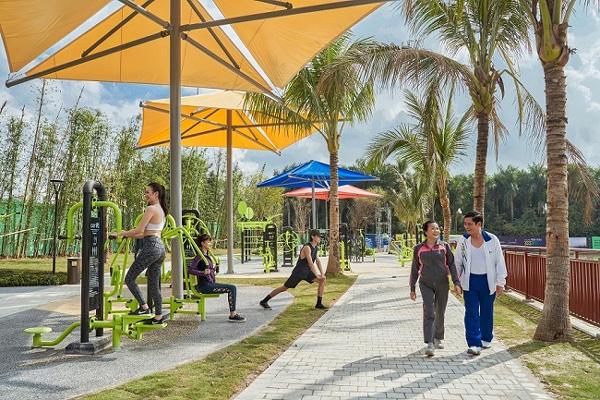 Công viên thể thao Smart City