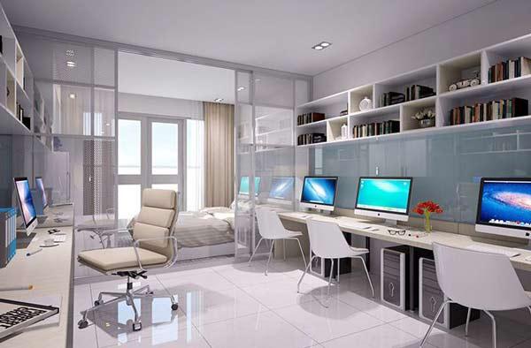 Căn hộ Office Tel