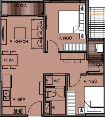Mặt bằng chi tiết căn hộ S2.062410