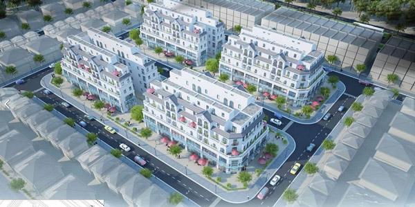 Tổng quan Shophouse Vinhomes Smart City