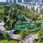 Vinhomes wonder park Đan Phượng 2020