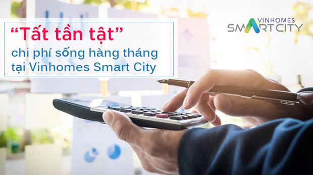 Chi phí dịch vụ tại Vinhomes Smart City