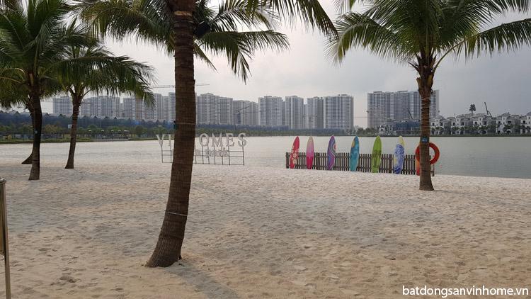 Hình ảnh thực tế Vinhomes ocean Park 1 a3