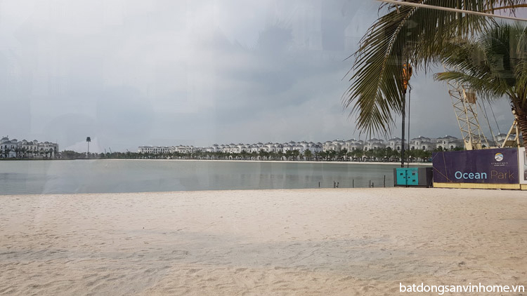 Hình ảnh thực tế Vinhomes ocean Park 1 a4