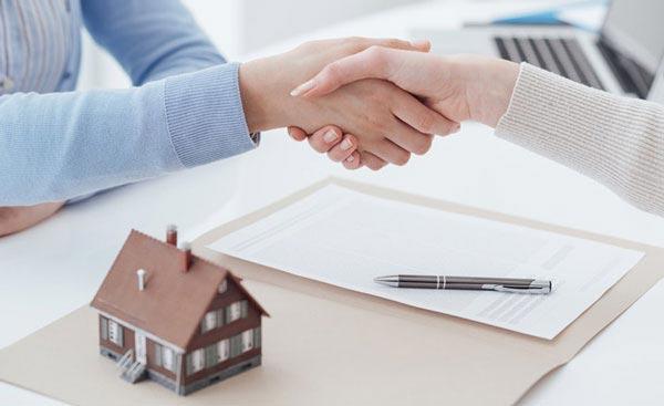 Ký hợp đồng mua bán căn hộ