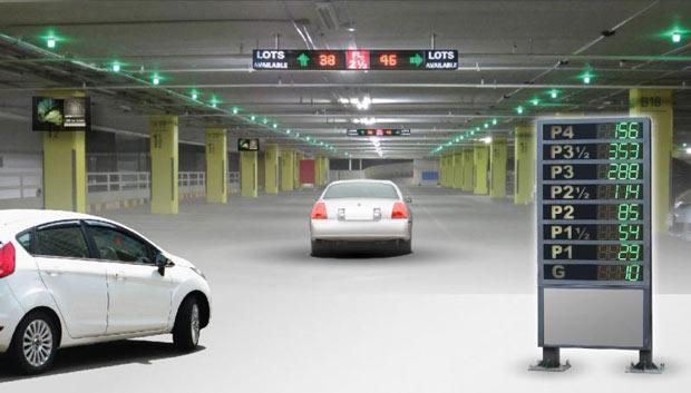 Phí gửi xe hàng tháng tại Vinhomes Smart City