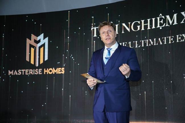 Ra mắt thương hiệu Masterise Homes từ Chủ Đầu Tư Thảo Điền Investment
