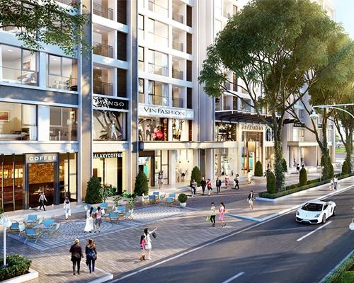Shophouse Vinhomes Smart City