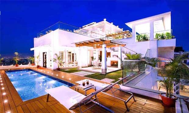 Đặc điểm của căn hộ Sky Villa