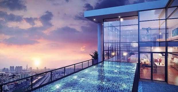 Sky villa Vinhomes Metropolis