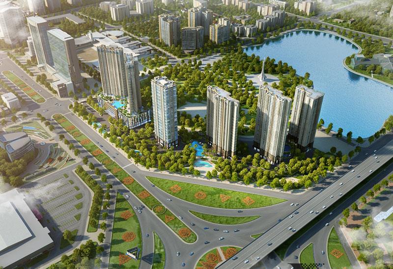 Dự án Vinhomes D'Capitale Trần Duy Hưng