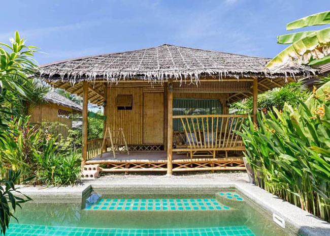 Giá thuê nhà nghỉ dưỡng Bungalow