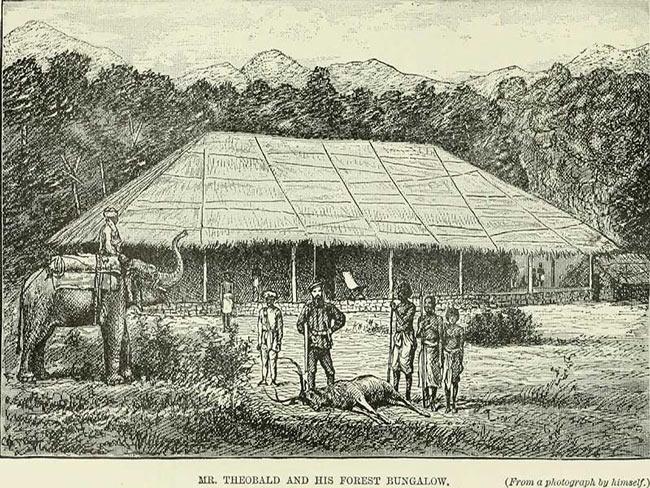 Nguồn gốc nhà Bungalow