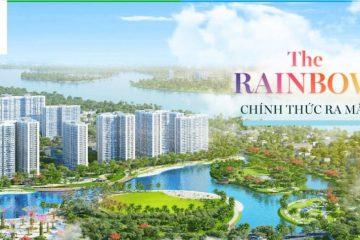 Chi tiết phối cảnh The Rainbow Vinhomes Grand Park