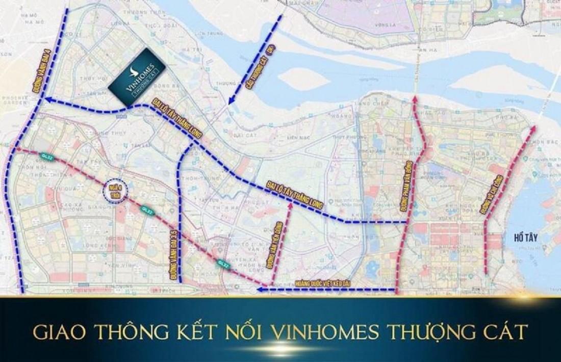 Đại lộ Tây Thăng Long