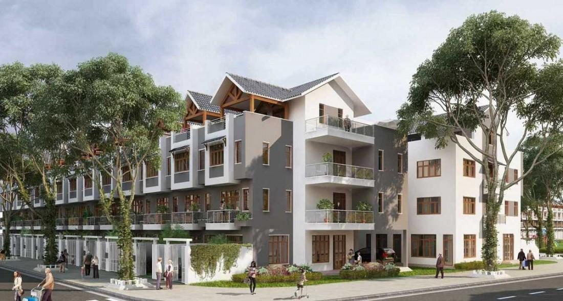 Dự kiến mua nhà tại Vinhomes Đan Phượng quý khách sẽ được hỗ trợ tài chính khi cần