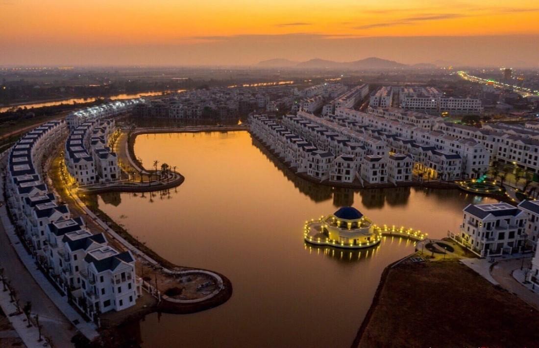 Phối cảnh KĐT sinh thái Vinhomes Marina Hải Phòng