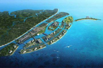 Vinhomes Long Beach Cần Giờ - KĐT lấn biển lớn nhất Việt Nam