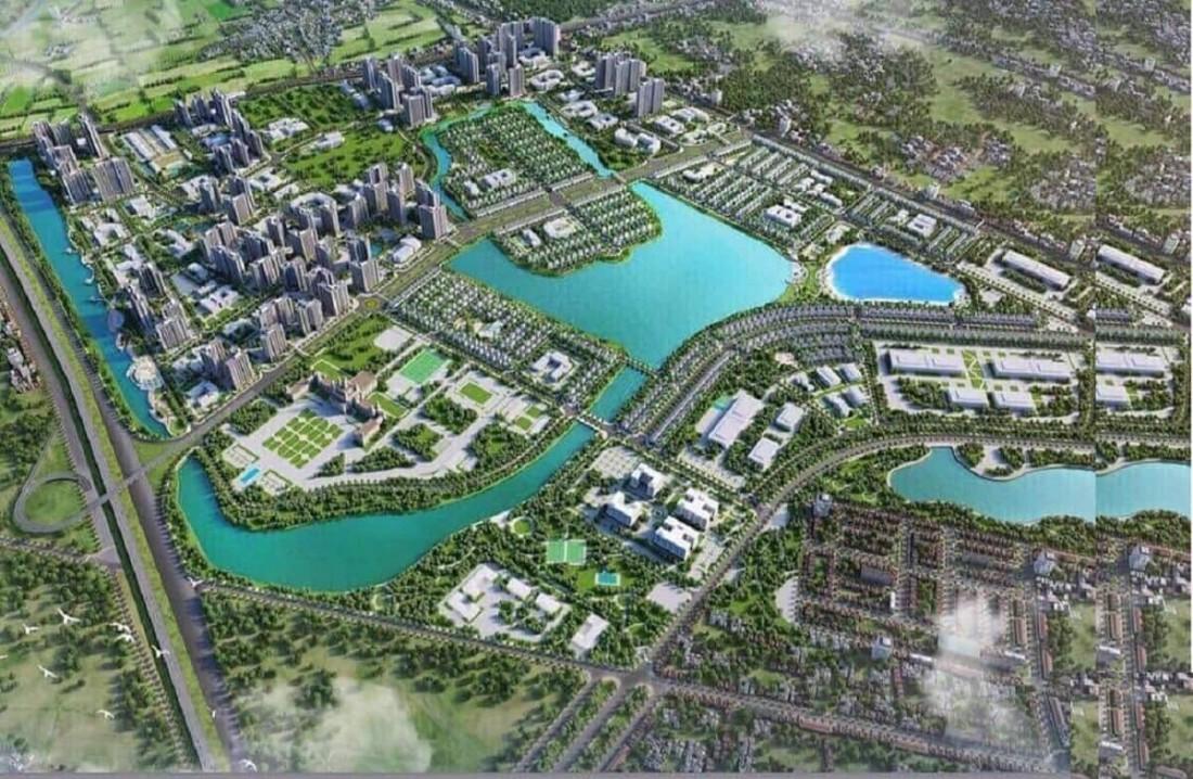 Vinhomes Ocean Park Gia Lâm – Thành phố biển hồ có 1 – 0 – 2 tại Việt Nam